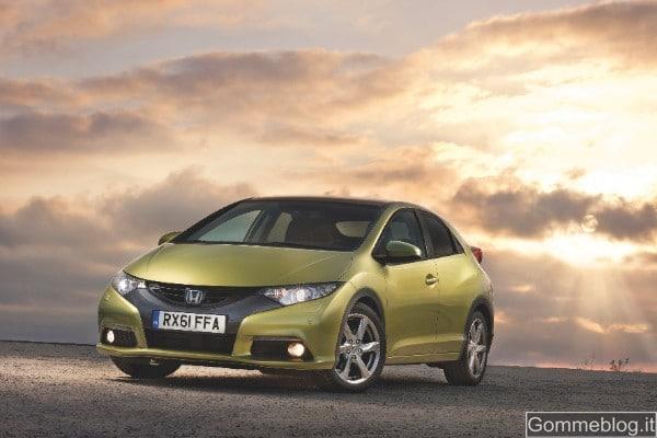 Nuova Honda Civic: gamma, prezzi, equipaggiamenti 2