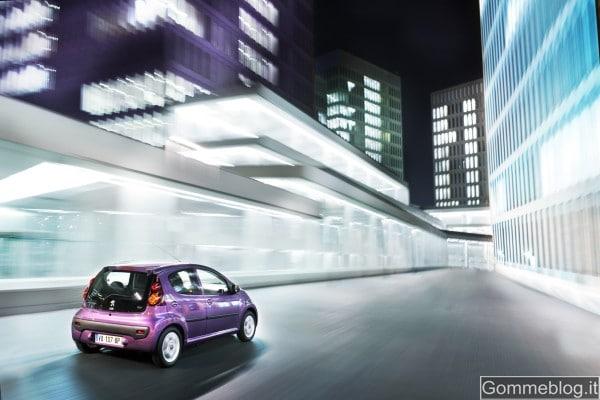 Nuova Peugeot 107: so urban, so cute! 4