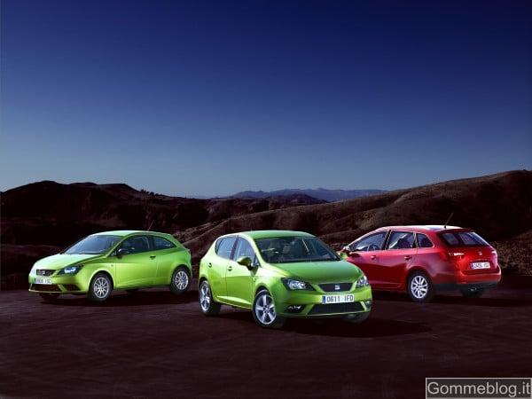 Seat Ibiza Restyling: nuovi motori ed equipaggiamenti