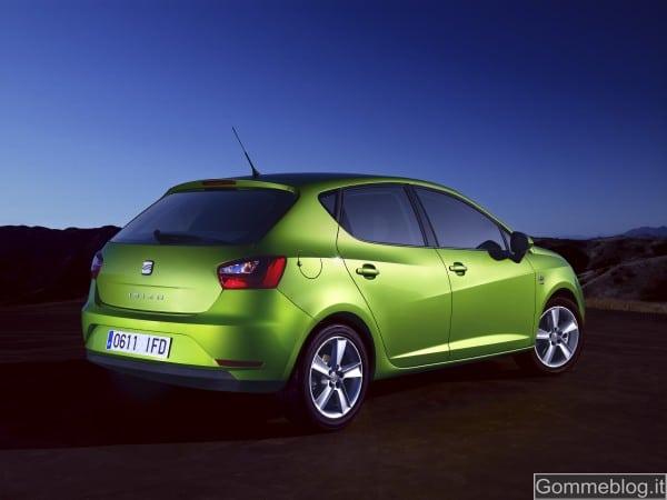 Seat Ibiza Restyling: nuovi motori ed equipaggiamenti 3