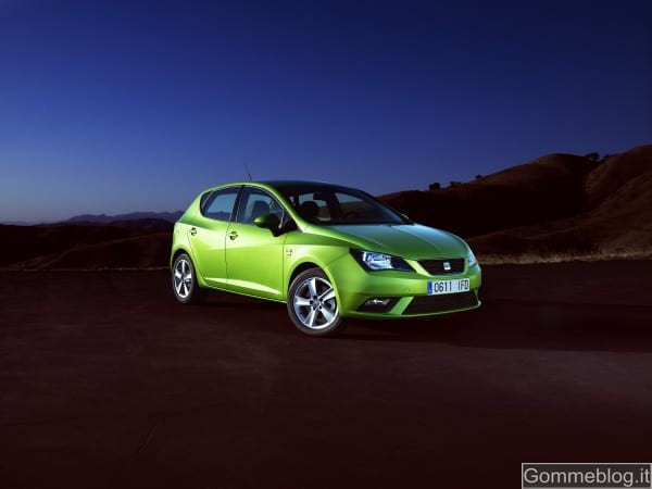 Nuova SEAT Ibiza: dinamica e innovativa