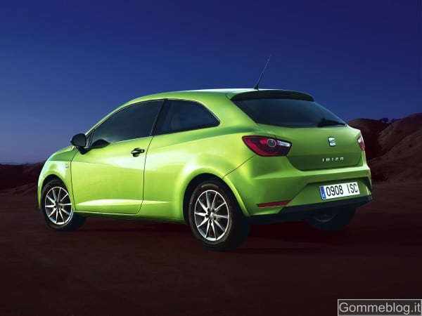Nuova SEAT Ibiza: dinamica e innovativa 3