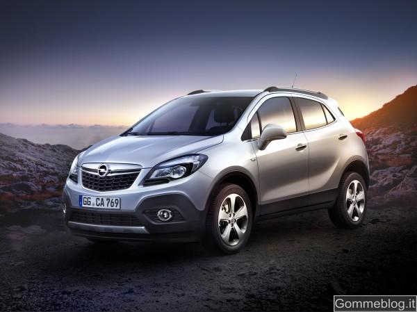 Opel Mokka: SUV-B dal design sportivo e dalle funzionalità sofisticate