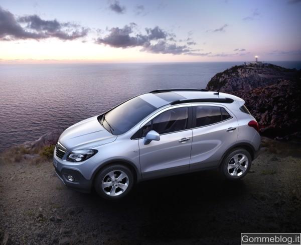 Opel Mokka: SUV-B dal design sportivo e dalle funzionalità sofisticate 2