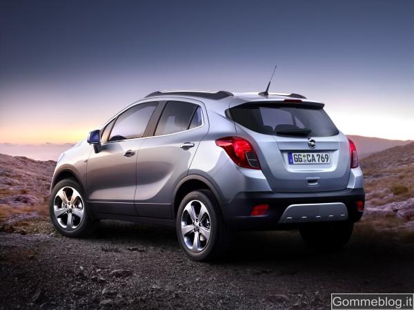 Opel Mokka: SUV-B dal design sportivo e dalle funzionalità sofisticate 3
