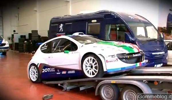 Monza Rally Show: il dietro le quinte con Peugeot e i piloti protagonisti 4