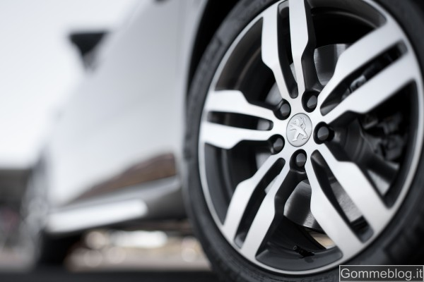 Peugeot 508 RXH: ibrido diesel 4 ruote motrici 3