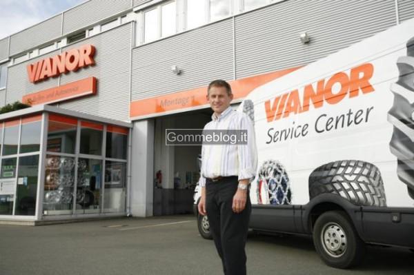 Pneumatici Vianor (proprietà Nokian): aperta la novecentesima filiale