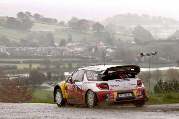 Rally di Montecarlo: gomme Michelin Alpin WRC per la Citroen di Sébastien Loeb 2