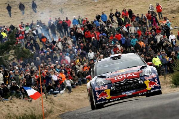 Rally di Montecarlo: grazie a Michelin, Loeb resta in testa ed aumenta il vantaggio