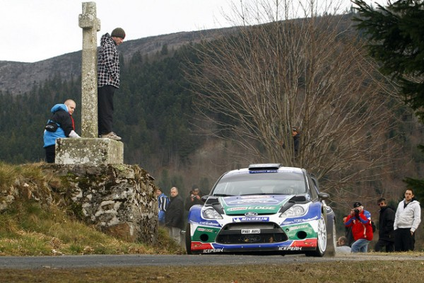 """Michelin fa """"man bassa"""" al Rally di Montecarlo. Loeb: """"le gomme sono state fondamentali"""" 4"""