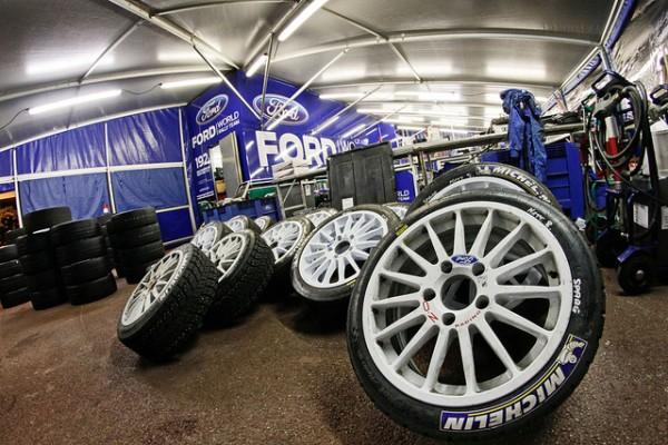 """Michelin fa """"man bassa"""" al Rally di Montecarlo. Loeb: """"le gomme sono state fondamentali"""""""