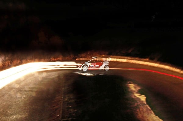 """Rally Montecarlo 2012: il video sul """"Col de Turini"""""""