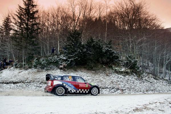 Rally di Montecarlo 2012: aspettando il Col de Turini