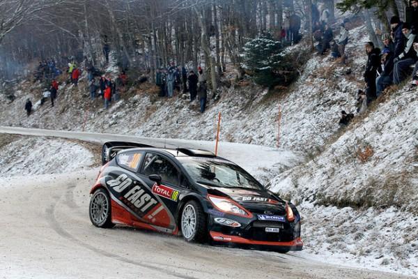 Rally di Montecarlo 2012: aspettando il Col de Turini 2