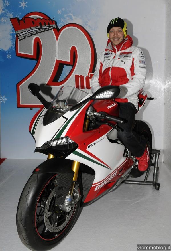 Valentino Rossi e Nicky Hayden a Wrooom 2012: pronti a tornare in azione con la Ducati GP12 2
