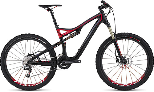 Mountain Bike Specialized S-Works Stumpjumper FSR Carbon 3