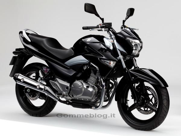 Suzuki Inazuma 250: anteprima nazionale al Motodays