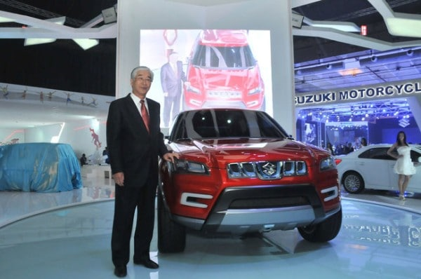 Suzuki XA Alpha Concept: sarà così il nuovo Jimny? 2