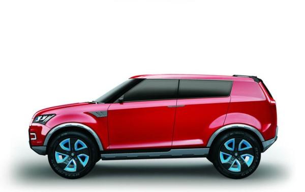 Suzuki XA Alpha Concept: sarà così il nuovo Jimny?