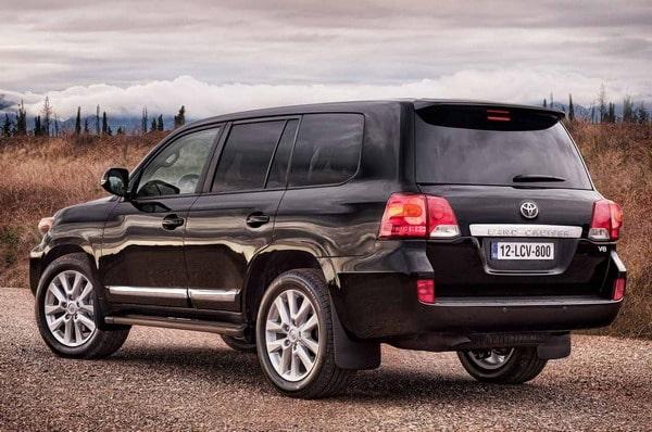 """Toyota Land Cruiser V8 2012: """"Il ritorno del Re"""" 2"""