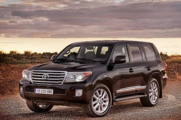 """Toyota Land Cruiser V8 2012: """"Il ritorno del Re"""""""