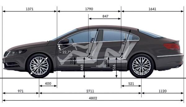 Volkswagen CC: Report Completo su Dotazioni, Tecnica e Prestazioni 11