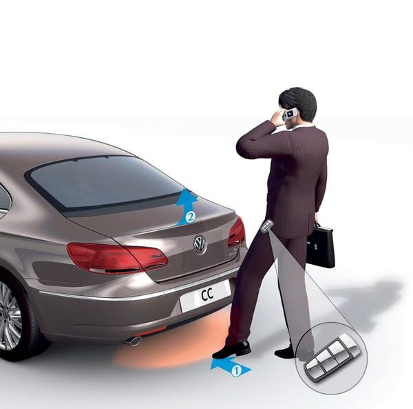 Volkswagen CC: Report Completo su Dotazioni, Tecnica e Prestazioni 12