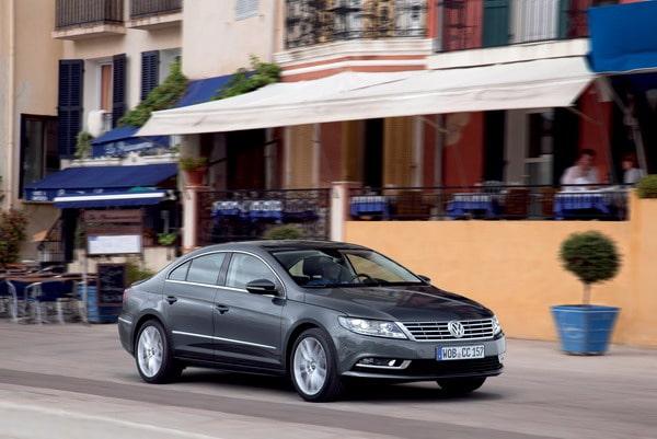 "Volkswagen CC: saluta ""Passat"" e diventa ancor più grintosa"