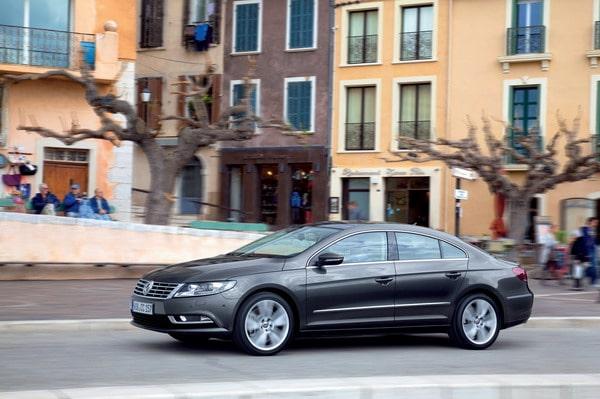 Volkswagen CC: Report Completo su Dotazioni, Tecnica e Prestazioni 13