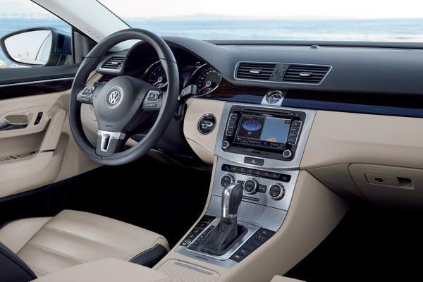 Volkswagen CC: Report Completo su Dotazioni, Tecnica e Prestazioni 5