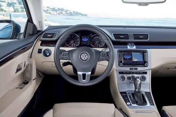 Volkswagen CC: Report Completo su Dotazioni, Tecnica e Prestazioni 6