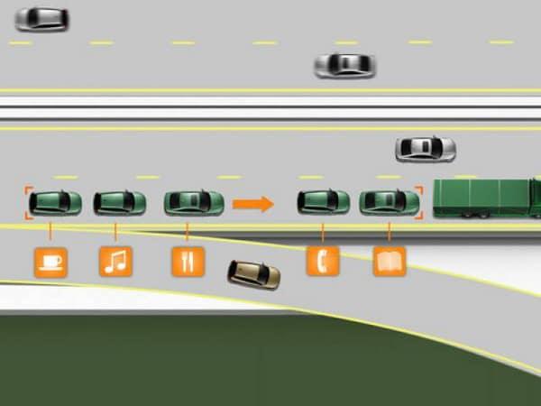 Auto che si guidano da sole: successo per Volvo e il progetto SARTRE 3