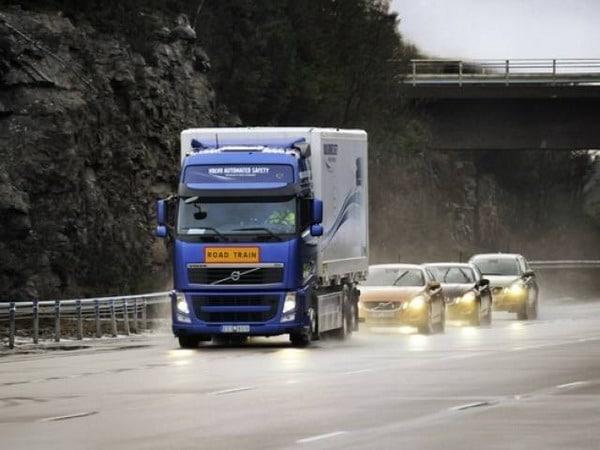 Auto che si guidano da sole: successo per Volvo e il progetto SARTRE 2