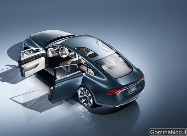 Volvo Concept You: lussuoso design e tecnologia smart pad intuitiva
