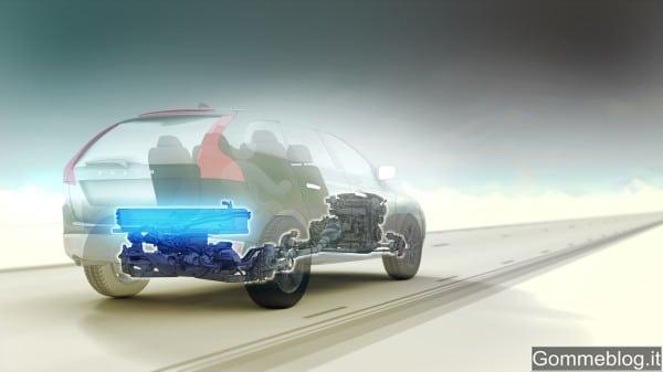 Volvo XC60 Hybrid Plug-in Concept: un mix unico di benzina ed elettrico 3