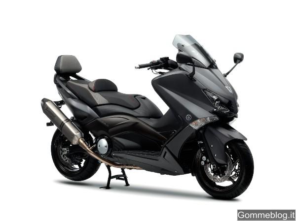 Yamaha TMAX 530 Sport 2012