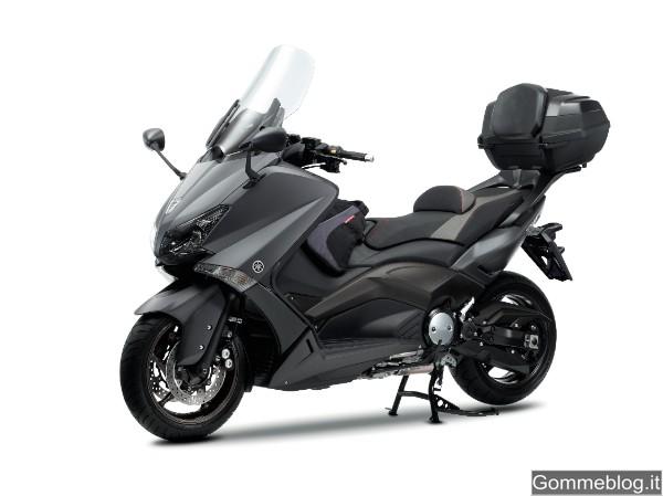 Yamaha TMAX 530 Touring 2012
