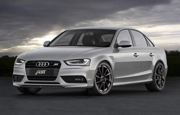Audi A4 Restyling: ABT presenta AS4, nuova versione con cerchi da 20 e 435 CV
