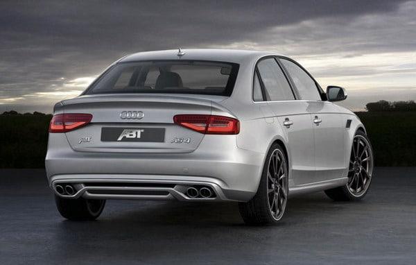 Audi A4 Restyling: ABT presenta AS4, nuova versione con cerchi da 20 e 435 CV 2
