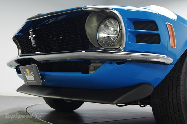 """Ford Mustang Boss 302 (1970): Motors RK ripropone il """"vecchio mito"""""""