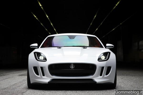 Jaguar C-X16 Concept è la vettura più attesa del 2012