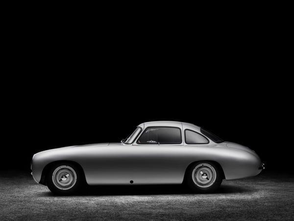 Mercedes-Benz 300 SL del 1952: la numero 2 torna sotto i riflettori al  Salone di Detroit 3