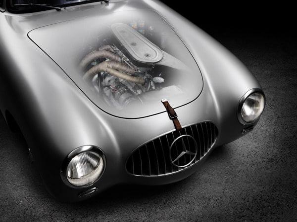 Mercedes-Benz 300 SL del 1952: la numero 2 torna sotto i riflettori al  Salone di Detroit