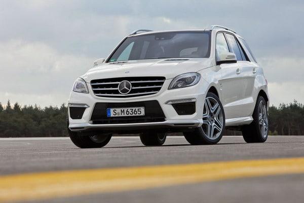 Mercedes ML 63 AMG: le caratteristiche in dettaglio 2