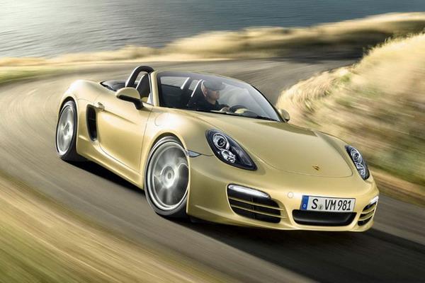 Nuova Porsche Boxster: prima in video e poi dal vivo !!