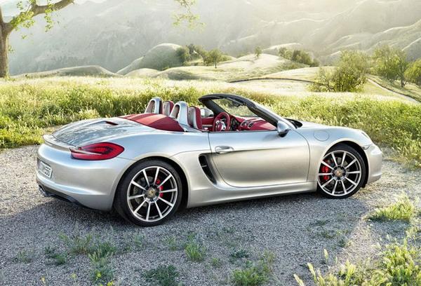 Nuova Porsche Boxster 2012 2