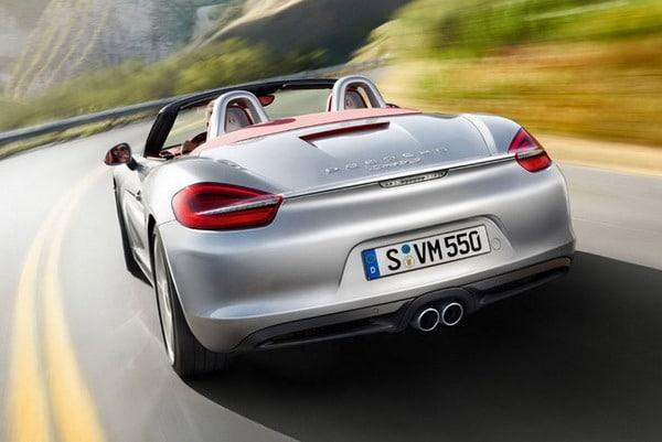 Nuova Porsche Boxster 2012 3