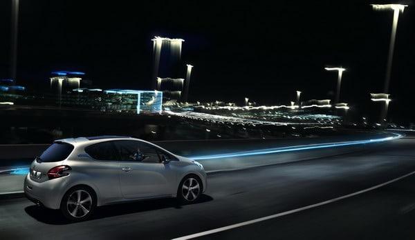 "Peugeot 208 ""Ice Velvet"" Limited Edition 2"