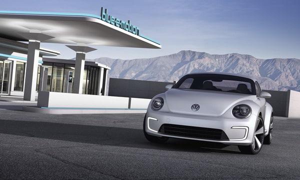 Volkswagen: Anteprima mondiale della E-Bugster, ipotesi di Beetle elettrica 3